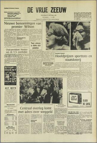 de Vrije Zeeuw 1964-10-21