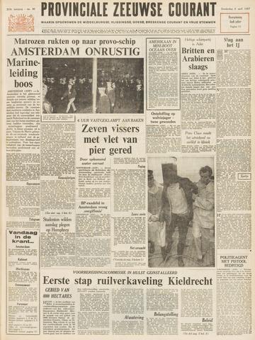 Provinciale Zeeuwse Courant 1967-04-06