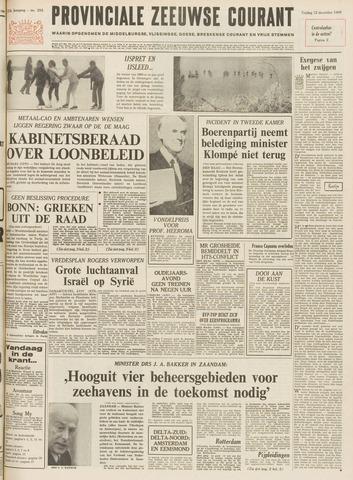 Provinciale Zeeuwse Courant 1969-12-12