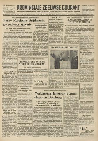 Provinciale Zeeuwse Courant 1952-05-12
