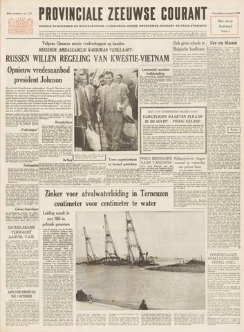 Provinciale Zeeuwse Courant 1965-08-04