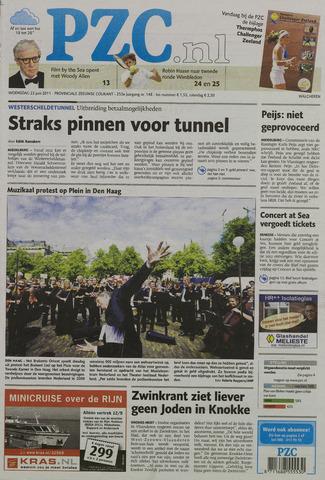 Provinciale Zeeuwse Courant 2011-06-22