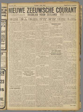 Nieuwe Zeeuwsche Courant 1923-05-11