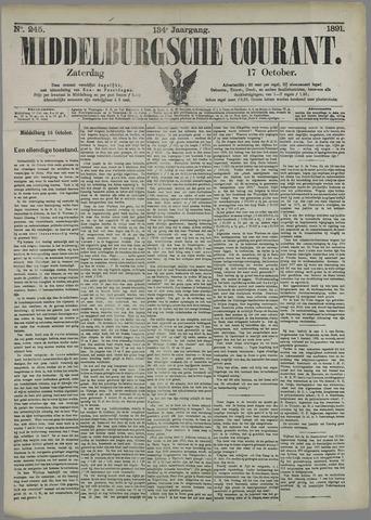 Middelburgsche Courant 1891-10-17