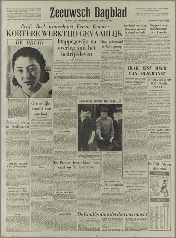 Zeeuwsch Dagblad 1959-04-10
