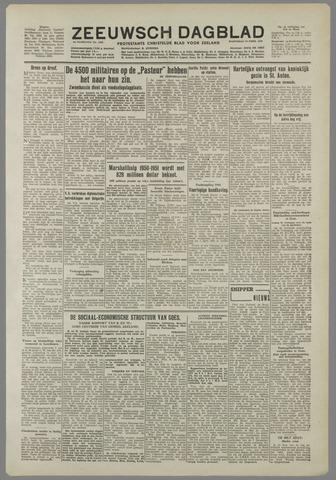 Zeeuwsch Dagblad 1950-02-22