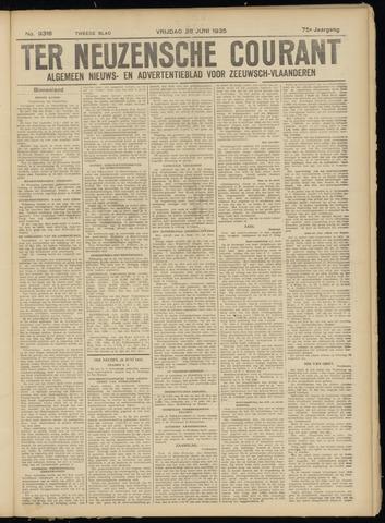 Ter Neuzensche Courant. Algemeen Nieuws- en Advertentieblad voor Zeeuwsch-Vlaanderen / Neuzensche Courant ... (idem) / (Algemeen) nieuws en advertentieblad voor Zeeuwsch-Vlaanderen 1935-06-28