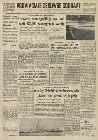Provinciale Zeeuwse Courant 1956-08-25