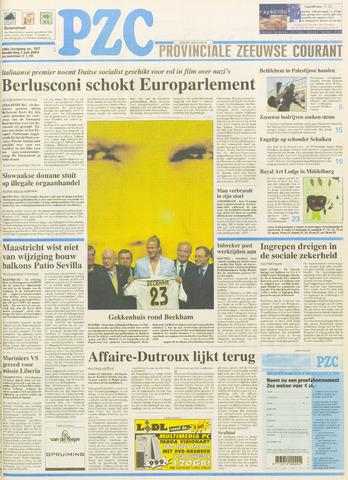 Provinciale Zeeuwse Courant 2003-07-03