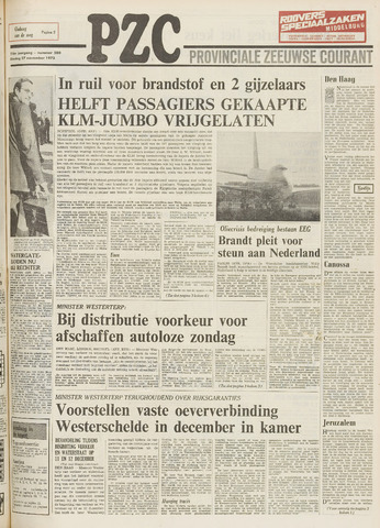 Provinciale Zeeuwse Courant 1973-11-27