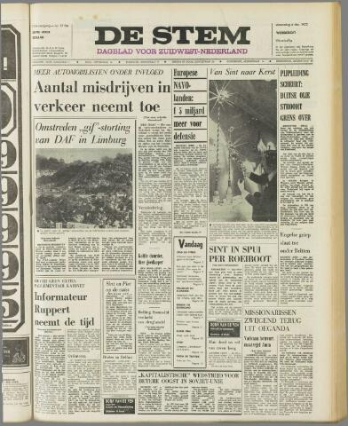 de Stem 1972-12-06