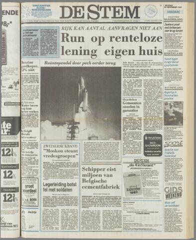 de Stem 1981-11-13