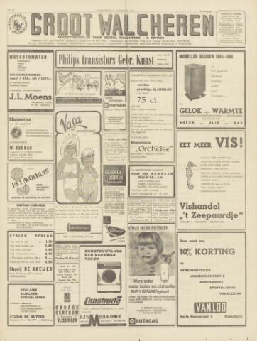 Groot Walcheren 1965-08-05