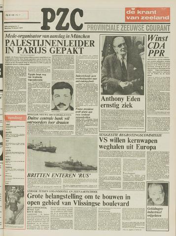 Provinciale Zeeuwse Courant 1977-01-10