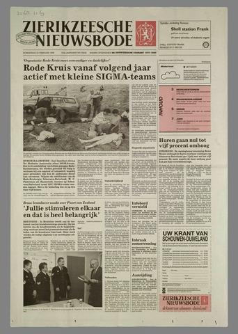 Zierikzeesche Nieuwsbode 1996-02-22