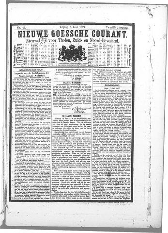 Nieuwe Goessche Courant 1877-06-08
