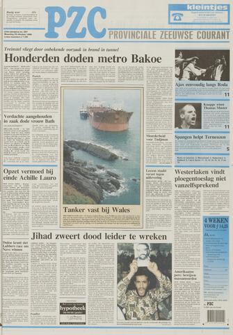 Provinciale Zeeuwse Courant 1995-10-30