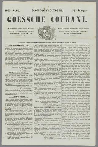 Goessche Courant 1865-10-17