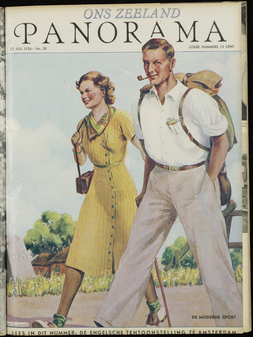 Ons Zeeland / Zeeuwsche editie 1936-07-23