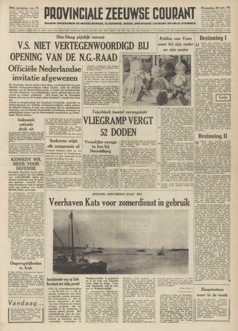 Provinciale Zeeuwse Courant 1961-03-29