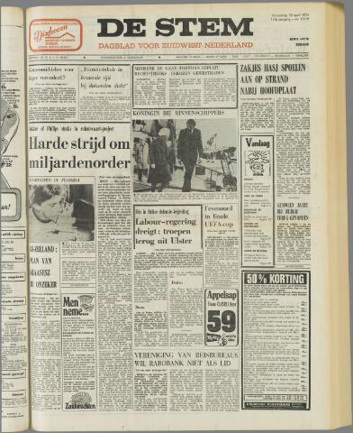 de Stem 1974-04-25