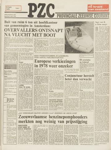 Provinciale Zeeuwse Courant 1976-04-03