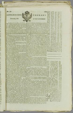 Middelburgsche Courant 1810-03-17