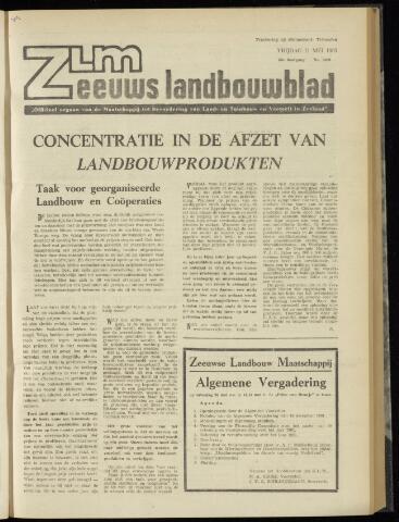 Zeeuwsch landbouwblad ... ZLM land- en tuinbouwblad 1962-05-11