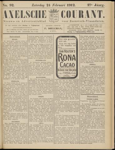Axelsche Courant 1912-02-24