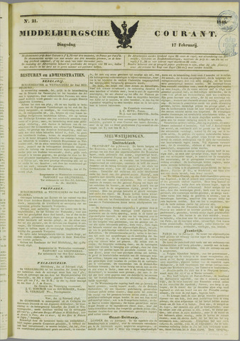 Middelburgsche Courant 1846-02-17