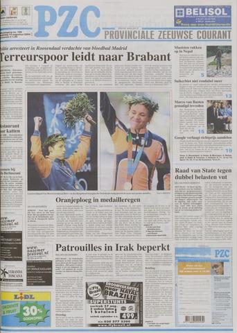 Provinciale Zeeuwse Courant 2004-08-19