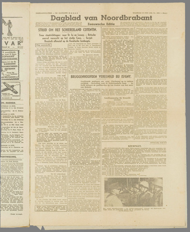 de Stem 1944-06-12