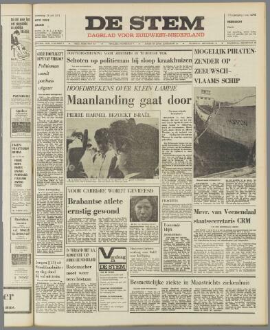 de Stem 1971-07-28