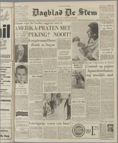 de Stem 1965-02-05