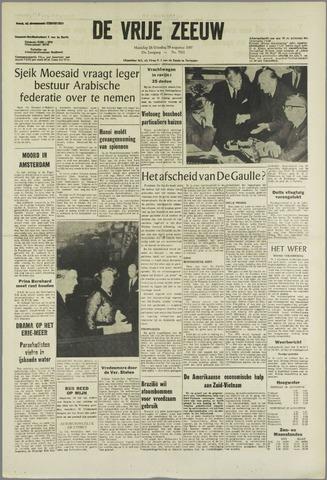 de Vrije Zeeuw 1967-08-28