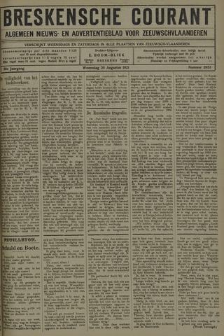Breskensche Courant 1921-08-31
