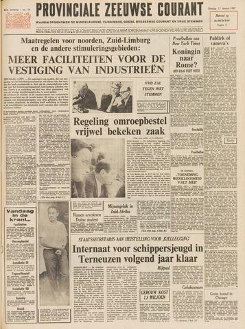 Provinciale Zeeuwse Courant 1967-01-17
