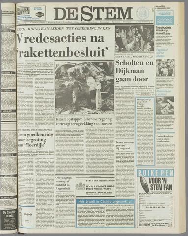 de Stem 1984-02-06