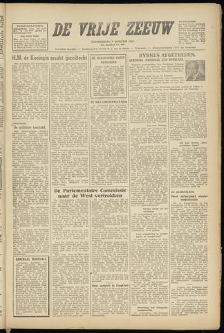 de Vrije Zeeuw 1947-01-09
