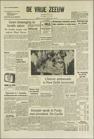 de Vrije Zeeuw 1967-06-17