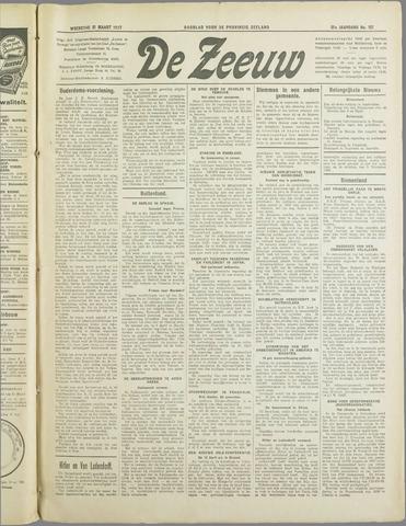 De Zeeuw. Christelijk-historisch nieuwsblad voor Zeeland 1937-03-31