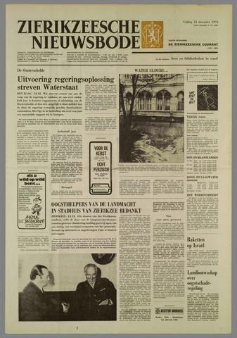 Zierikzeesche Nieuwsbode 1974-12-13