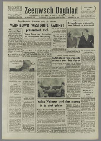Zeeuwsch Dagblad 1956-10-17