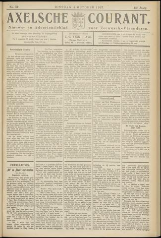 Axelsche Courant 1927-10-04