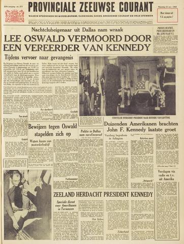 Provinciale Zeeuwse Courant 1963-11-25