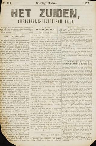 Het Zuiden, Christelijk-historisch blad 1877-06-30