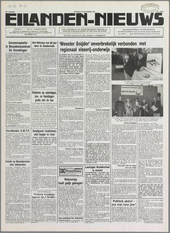 Eilanden-nieuws. Christelijk streekblad op gereformeerde grondslag 1990-11-27