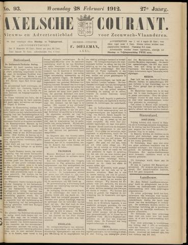 Axelsche Courant 1912-02-28