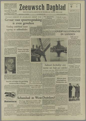 Zeeuwsch Dagblad 1958-05-09