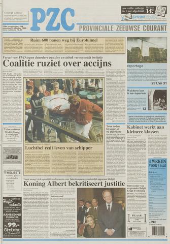 Provinciale Zeeuwse Courant 1996-10-19